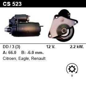 -  -  -  - CS523
